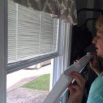 tilting window