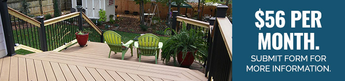Deck Repair & Installation Company in North Carolina